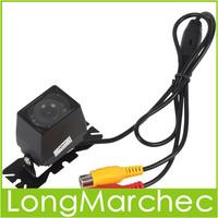 10PCS PAL / NTSC  Mode Adjustable Angle Car Rear View Color CMOS Camera ! .