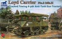 Bronco model CB35188 1/35 Loyd Carrier No.2 MK.II Model