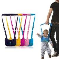 2015 New Popular Infant Child Kid Baby Walker Harness Backpacks Learn Walking Assistant Trainer Gear Safety Harness Belt Rein