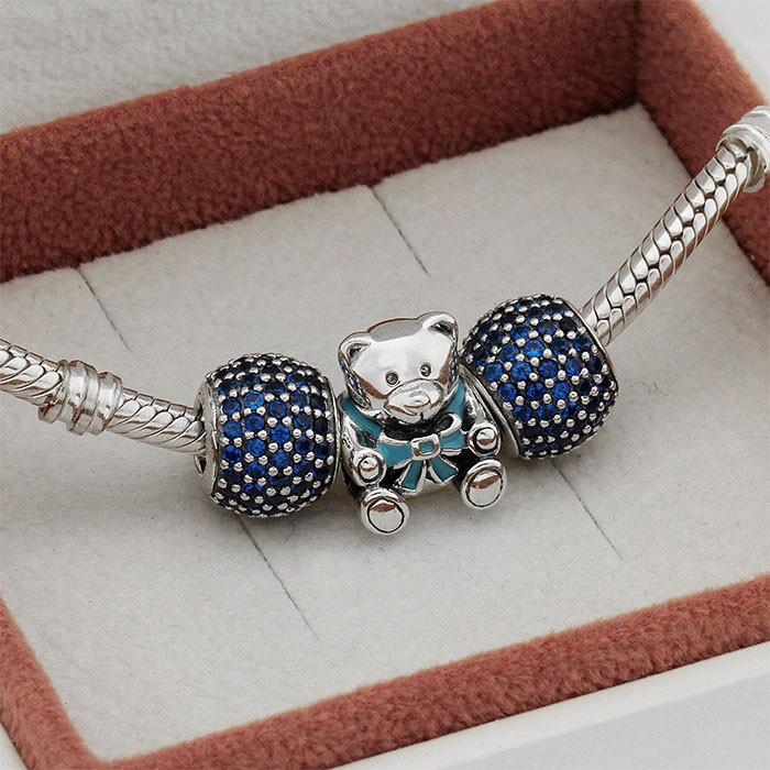 Other Pandora 925 3 1 DIYGift OC01122 кольцо pandora 925 silverring charm
