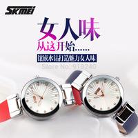 Free shipping 2015 fashion casual Woman Personality watch Waterproof Quartz Wristwatches 5 colors---jhio