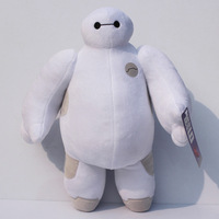 """12""""30cm Big Hero 6 BAYMAX Stuffed Plush Toy With Tag Soft Doll For Gift"""
