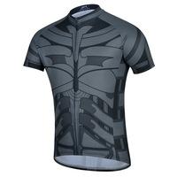 Batman short sleeve blouse mountain road bike Jersey summer breathable moisture-wicking cycling jerseys