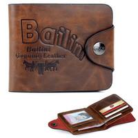 Bags Money Purses Wallet Hot Sale Cowhide Leather Genuine Men Wallets Short Style New 2015 Fashion Design Coin Purse