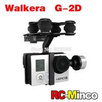 Original Walkera G-2D Brushless Gimbal for iLook / GoPro Hero 3 3+ on QR X350 Pro