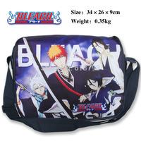 Hot anime Bleach bags cosplay accessory cartoon daily Messenger bags AB134