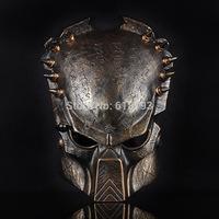 movie collection Alien Vs. Predato Wolf Predator warrior cosplay mask cs37 delicate movie accessories