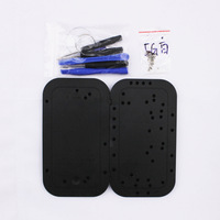 Free shipping Cell Phone Opening Pry Repair Tool Kit Screwdriver Tools Set screw suit screw plate Ferramentas Kit For iPhone 5G