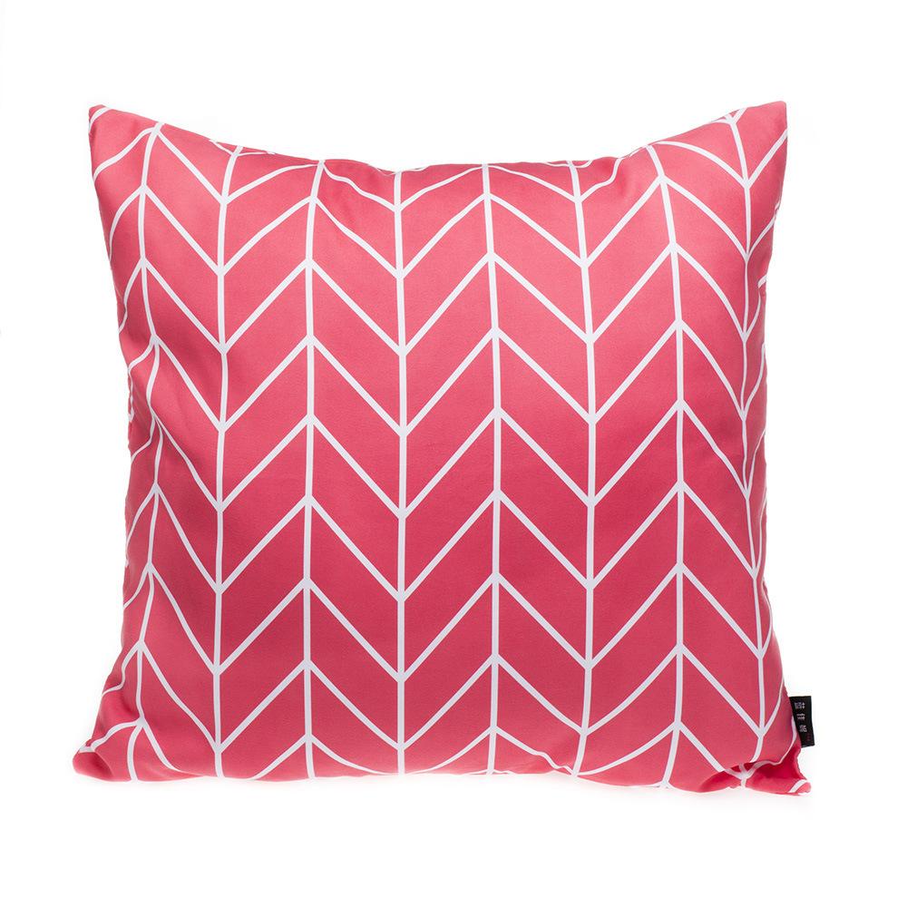 Cushion Cover Fabric Fabric Blue Cushion Cover