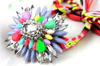 B B0087 2014 New arrival Fashion bracelets bangles colorful bracelet for women jewelry at factory