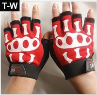 TUGM001 Fitness half finger sports dumbbell slip-resistant tactical gloves for men and women,3pcs each lot free shipping