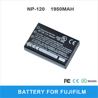 Li-ion Camera Battery 1950mah NP-120 For FUJIFILM NP-120 NP-120DBA Digital Camera