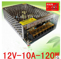 12V 10A  Switch Switching Power Supply Driver For LED Light Strip 5050 Power NEW