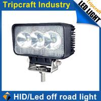 10 pieces /lot Car Led flood light Outdoor Truck ATV SUV 4X4 Offroad Vehicle Spot light bar 9W LED OFFROAD LIGHT IP67