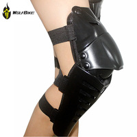WOLFBIKE Motorcycle SKiing Motocross Shin and Knee Pads Protector Guard Protective Gear Knee Brace Joelheira Taticas Rodilleras