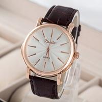 Mens luxury watches top brand quartz watch man casual watch leather strap watches wristwatches HP040