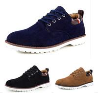 2015 New spring autumn Britpop Men's casual sport shoes fashion brand men sneakers espadrilles flat shoes X187