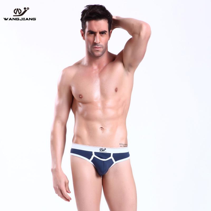 Modal beauty thongs men underwear men's underpants(China (Mainland))