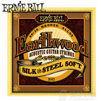 100%Original MADE IN USA Ernie ball 2045 1SET  bronze alloy folk guitar strings 011 - 052