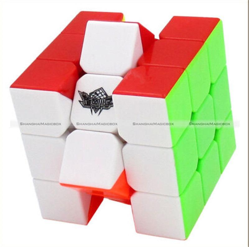 1 PC Original CYCLONE BOYS 3x3x3 Magic Speed cube Puzzle New 70515001(China (Mainland))