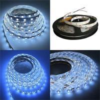 Newest High Quality Hot Sale Ice Blue 300 LED Strip Light Superbright 5050 SMD Light Waterproof Flexible LED Strip IP65