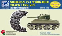 Bronco AB3545 1/35 Sherman T74 Track Link SET