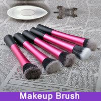 Makeup Foundation Brush Set Pinceis Waistline 5Pcs Brushe Kit Cosmetic Contour Brush Multi-Function Pincel 2015 Hot Sale