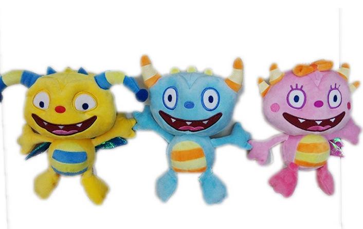 Детская плюшевая игрушка ems60pcs/huggle ,  плюшевая игрушка super mario ems 50 18cm