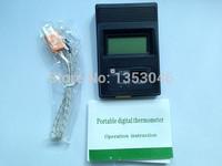 902C Digital LCD Type Thermometer Temperature Single Input  Thermocouple Probe detector Sensor Reader Meter