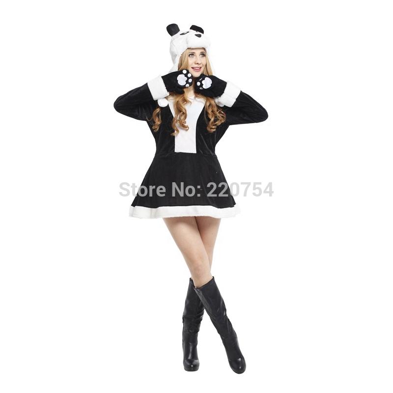 Panda Costume Halloween Costume Cute Panda