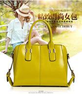 Female Bag Women Bag Selling Detonation Beauty Ning Brand High-grade Imported PU Shoulder Bag Portable Shell Bag