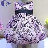 Fluffy Roupas Menina Baby Clothing Infant Baby Wedding Dress Baby Girls Dress Vestido Infantil Menina Summer Dress Toddler Dress