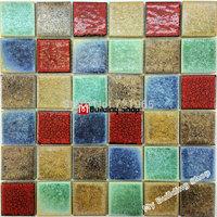 Porcelain mosaic tile backsplash PCMT130 ceramic mosaic kitchen mosaic bathroom floor tiles