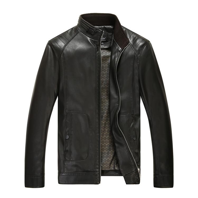 Куртки из кожи  мужские 160