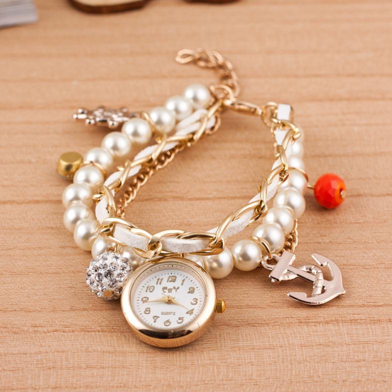 Pearl Bracelet Watch uk Pearl Bracelet Band Watch