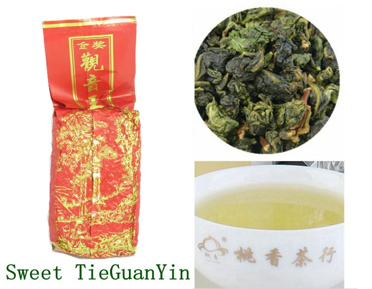 Sweet Milk tieguanyin tea 500g oolong tie guan yin tieguanyin wholesale tieguanyin tea 0 5kg tie