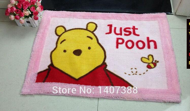 O envio gratuito de 2015 esteira dos desenhos animados sala de estar tapete antiderrapante tapete colorido crianças tapete absorção de água tapete(China (Mainland))