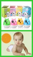 Children Face Nourishing cream 50g/pcs baby moisturizing cream child cream apple honey strawberry  milk random one