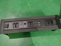 power*3+USB+VGA+HDMI+audio+cat5 extension socket , hidden socket usb socket