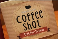 Free shipping! 2015 NEW Coffee Shot (Gimmicks),magic tricks,close up,mentalism,comedy ,stage magic props, accessories