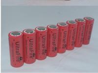10 Pcs/lot 26650 battery Ultrafire 3.7V 7200mAh Li-ion Rechargeable Battery