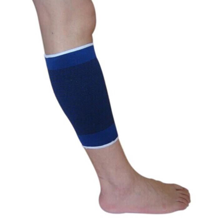 Crus Support High Elastic Leg Support Rodilleras Calf Sports Shin Guard Protector Gym Brace Pretorian Caneleira Pads Free Size(China (Mainland))