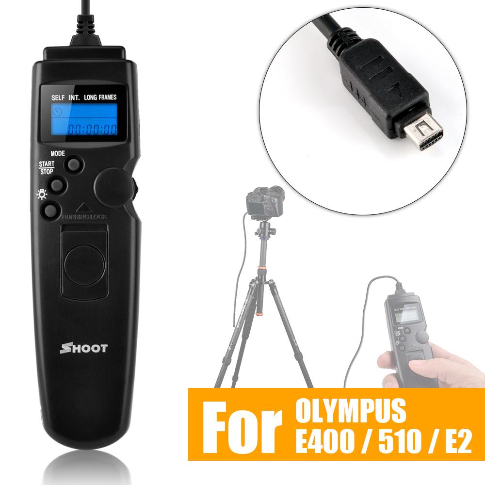 New TC-UC1 LCD Timer Remote Control Shutter Intervalometer for Olympus E-620 E-PLM1 EP5 E-PL5 E-M5 E-M10 RM-UC1 Camera P0019372(China (Mainland))