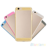 """5 Colors Transparent Crystal Soft TPU Case Skin Cover For iPhone 6 4.7"""" Plus 5.5"""""""