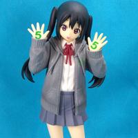 Azusa Nakano Figure 5th anniversary Ver. anime K-ON