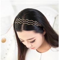New Fashion Lady Women Girl Headband Rhinestone Hair Band Accessories Headwear Gift HY166