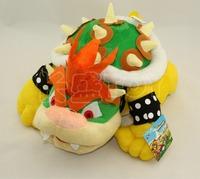 Big Size Supermario Turtle Bowser Koopa Movies & TV 35cm Height Game Cartoon Super Mario Plush Toys