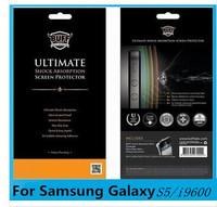 BUFF Anti-shock Shock Absorption Screen Protector for Samsung Galaxy S5 i9600 film