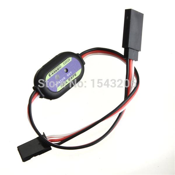 HSP 03028 Fail Safe for Servo Receiver Parts RC Nitro Model Radio Remote Control(China (Mainland))