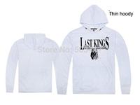 Men's cotton Last Kings hoodies brand sport sweatshirt wholesale price top qualtiy